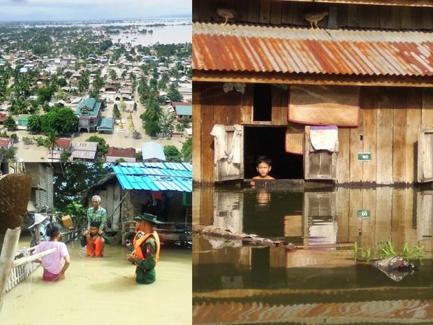 South Asia Floods 2016