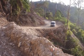 Roads in rural areas are to be repaired